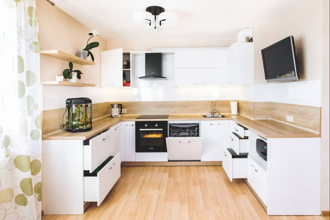 Кухня Павлин