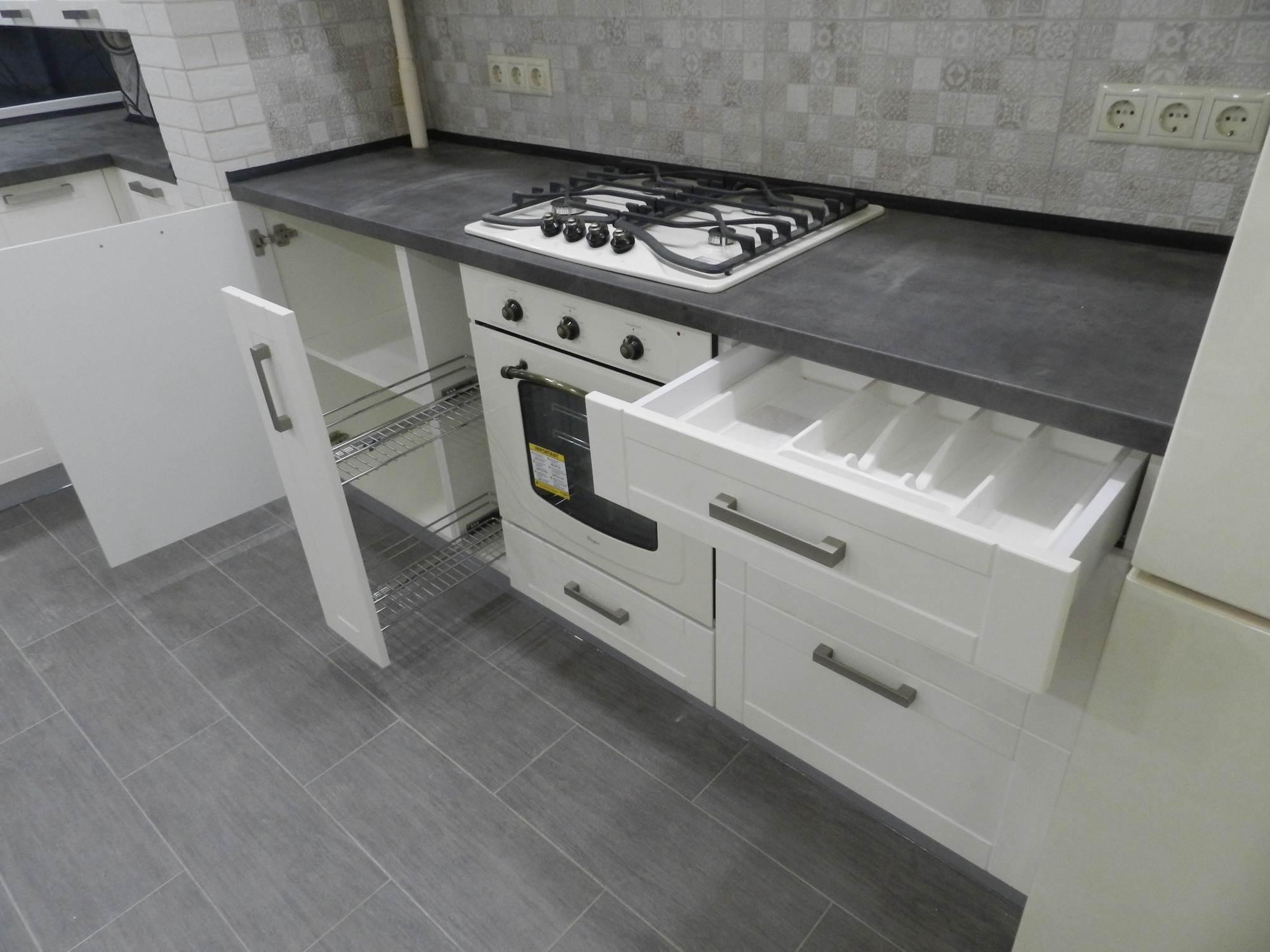 Кухня Шерил
