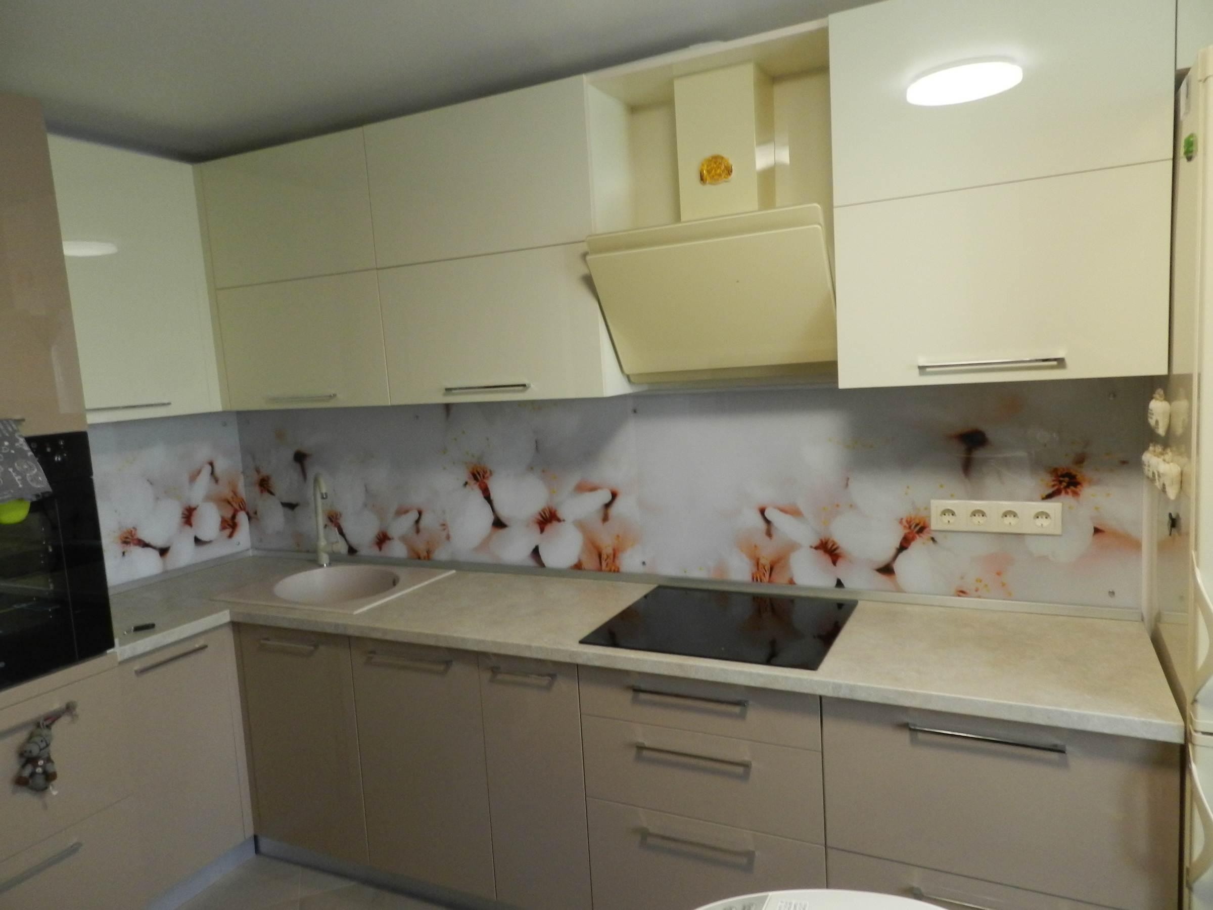 Кухня Крем