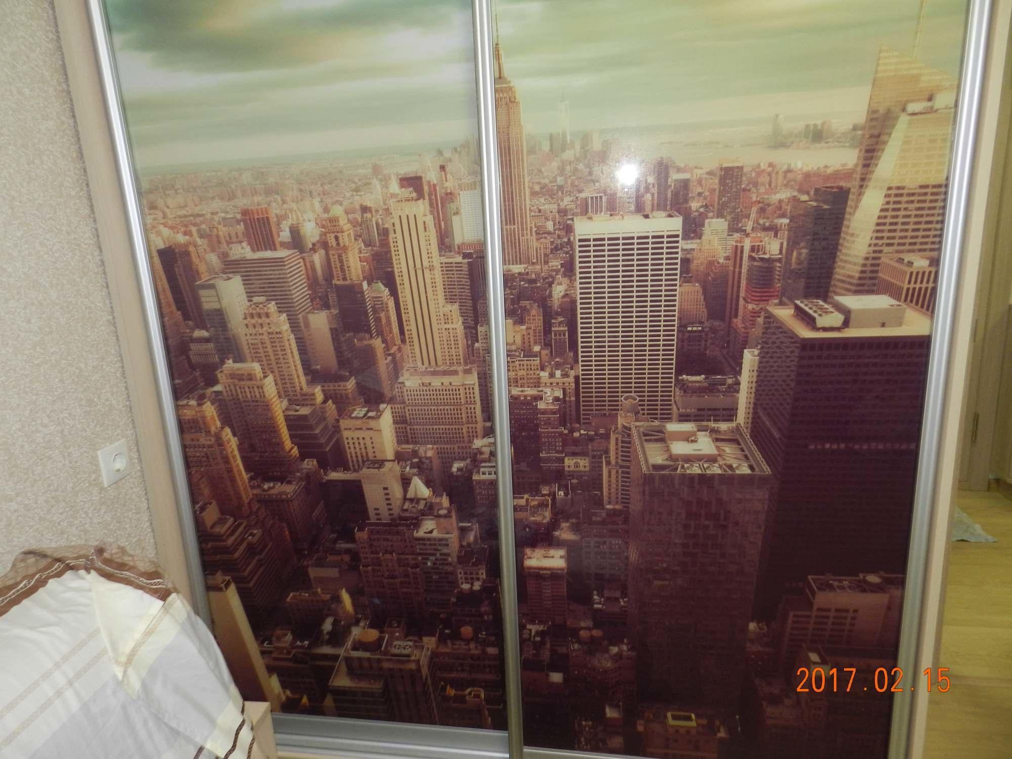Шкаф-купе Нью-Йорк
