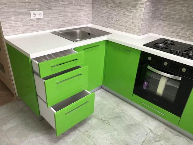 Кухня Дриада