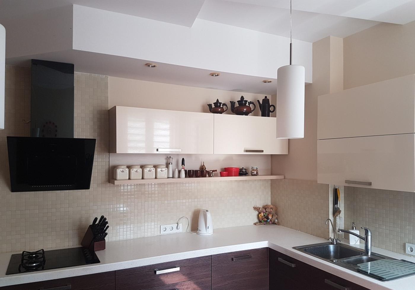 Кухня Кирика