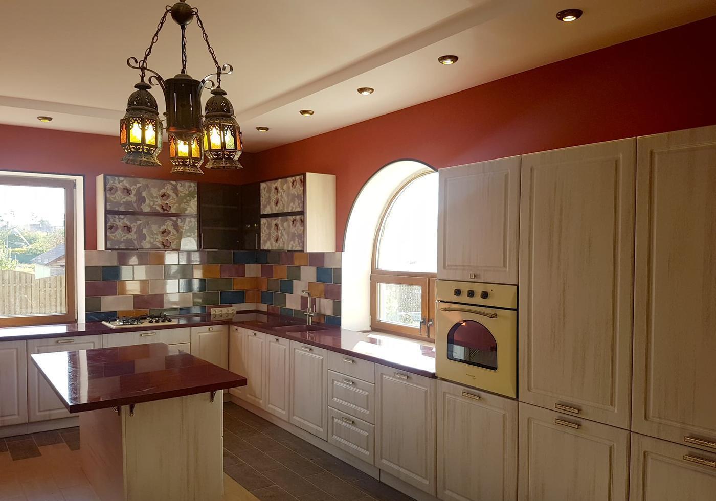 Кухня Грейс