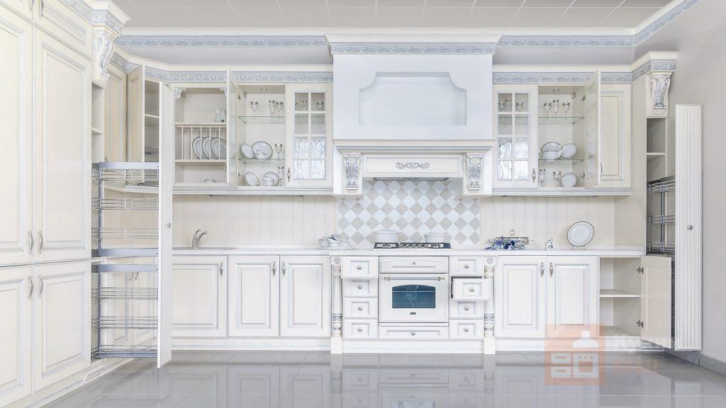Кухня Иезуит