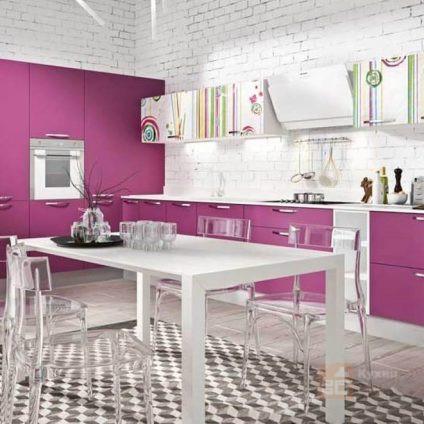 Кухня В стиле Диско