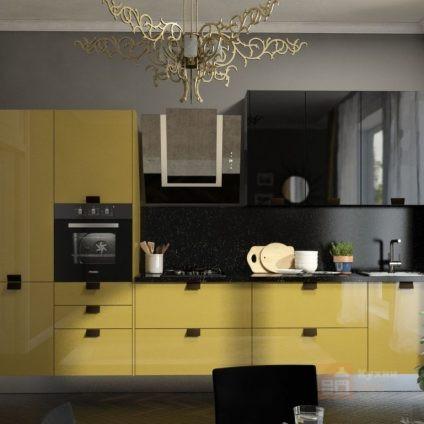 Кухня Лимончелло