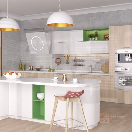 Кухня Кепель
